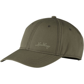 Lundhags Base II Cap, forest green